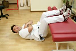 腰痛体操−2